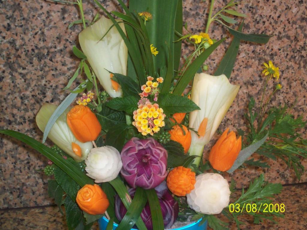 Populaire Patissier et Sculpteur sur fruits et légumes dans l'aude » Les  YF21