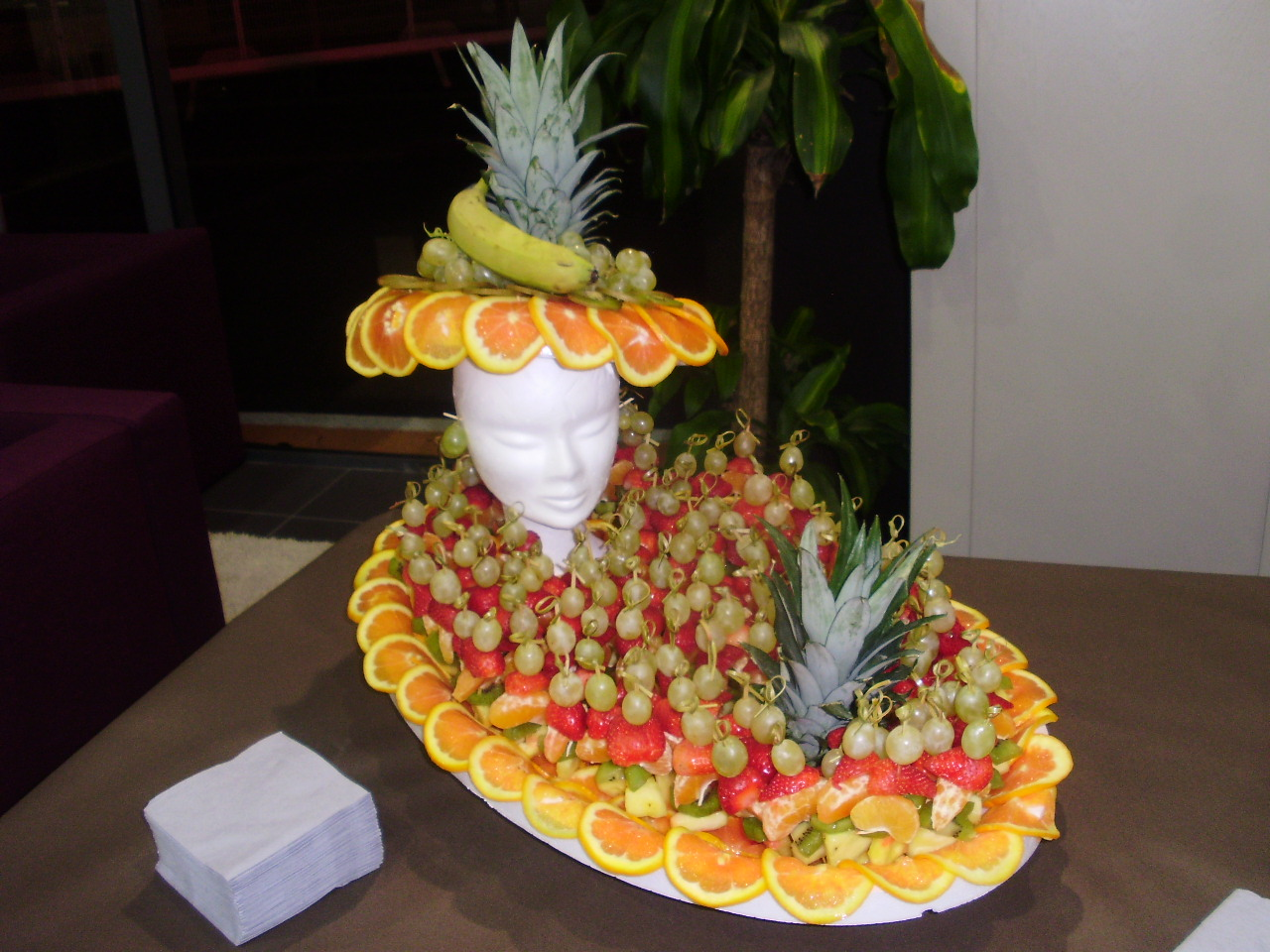 decoration legumes fruits voici des d corations faire. Black Bedroom Furniture Sets. Home Design Ideas